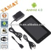 7 Inch tablet MID Android touchscreen tablet pdf reader