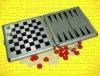 aluminum checker board box