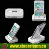 Docking Station Holder for iPhone 4 4S Charging Station