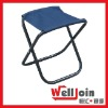 Polyester fabric and steel tube eco-friendly folding fishing chair