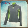Ladies fashion palor fleece jacket