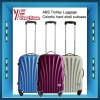 New ABS Trolley Luggage/decent abs luggage/foldable trolley luggage/best brand trolley luggage