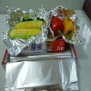 17mic thick aluminum foil for baking cooking