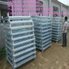 high quality hot dipped American metal pallet cages