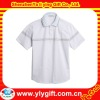 men's oem soft silk cotton golf polo