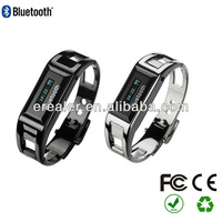 Call name and number Bluetooth bracelet