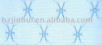 100% polyamide jacquard mesh fabric