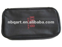 QW7-Luxurious PU single wine bag