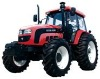 100hp tractor Foton 1004, 4 WD