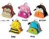 2012 animal school bag and backpack for kids