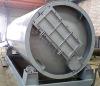 waste tire oil refining equipment
