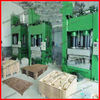 new model moulded wood pallet machine