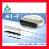 channel brush for medical device