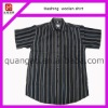 2012 hot sale popular grid of men's shirts