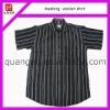2012 hot sale popular grid of men's shirts