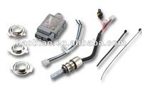 xenon hid kits ABS slim ballast(fire resistance)