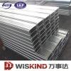 galvanized c purlin Q235 Q345