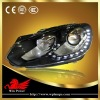 2012 Performance Bi-xenon bofocal lens Golf MK6 GTI style right/left hand drive headlights