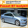PU 2012 New Passat B7 body kit for VW