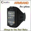 All Weather Running Gym Sports Armband Pouch Case Cover For iphone 3G /4 / 4S/ 5