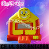 2013 hot sale inflatable bouncer castle for girls and boys