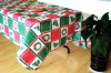 2011 Christmas Table cloth