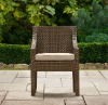 2012 Sigma low back rattan armchair