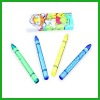 4-color Crayon Set