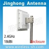 WIFI WIMAX 2.4GHz Enclosure Panel antenna