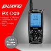 PX-D03 Dual Band Cell Phone Radio