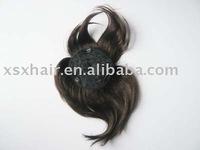 100% fiber toupee