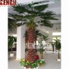 Fiberglass palm tree plants ornament