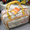 2012 new hot selling PU cosmetic bag handbag nice design