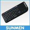 Mini Wireless Bluetooth keyboard RF 2.4GHz for PC, Cell Phone, Conference