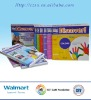A Full Set Of Child Early Educational Turning Pages Book With 3 Disc set(ICTI Certified)