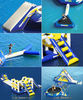 2012 {Qiling} Hottest inflatable water floating playground