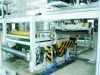 TPU adhesive Cast film laminating machine FM1600