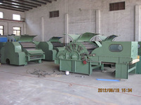 Textile Machine Wool Cotton Carding Machine