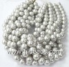 handmade knotted necklace pearl beads LSP0035