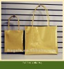 pvc leather tote bag