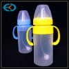high quality silicone baby bottle