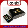 Quality Mini HD 2D To 3D Video Converter,3D Glasses And Remote Control Included