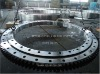 Printing Machinery and Tower Crane roller slewing bearing (111.28.1120 ) with outer gear