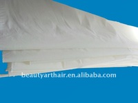 100% cotton pure white fabric