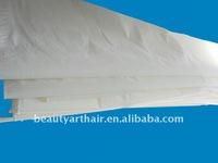 100% cotton pure white fabric