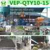 Automatic Block Machine price, construction equipment