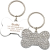 Stainless steel Pet ID tags, LED tags