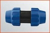pp compression coupling heavy type
