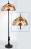 Melts Glass Floor Lamp
