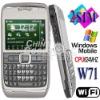 Dual Sim Cards Windows Phone 6.1 Wifi Java Smart phone W71